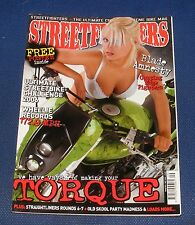 STREETFIGHTERS MAGAZINE SEPTEMBER 2006 - VE HAVE VAYS OF MAKING YOUR TORQUE