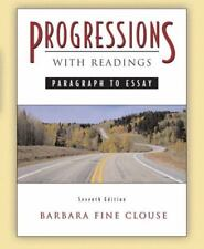 Progressions, with Readings book alone 7th Edition