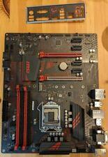 MSI Z370 GAMING PLUS Sockel 1151 Mainboard (7B61-002R)