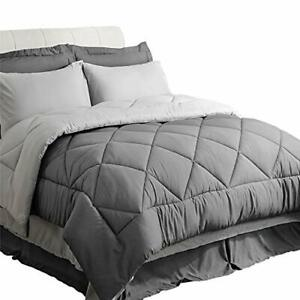 Bedsure Twin XL Comforter Sets Bedding Comforters for Twin XL Bed with Sheets...