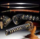 Tsuda Echizen-no-kami SUKEHIRO Signed Katana Sword in Koshirae Japanese Antique