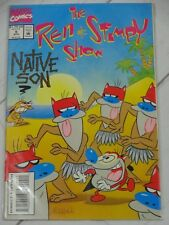 THE REN AND STIMPY SHOW #9 (Marvel Aug 1993) Bagged - C2700
