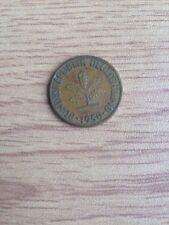 Alemania 10 Pfennig Moneda 1950