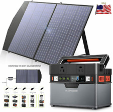 Folding Solar Panel Portable Solar I Generator Power Station For Camping Us