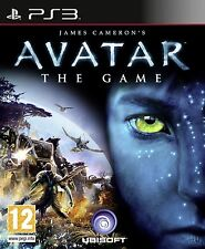 PS3 AVATAR GAME EXCELLENT CONDITION REGION FREE