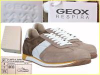 GEOX Sneaker Uomo 41 EU / 7 UK / 8 US Fino - 80 % GE01 N2G