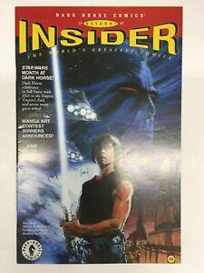 Dark Horse Insider #46 (1995) Star Wars Cover 1st Appearance Thrawn FN/VF-