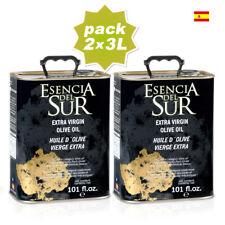 PACK Esencia del Sur 2x3L, NATIVES Olivenöl EXTRA aus Spanien