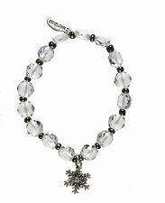 Modeschmuck-Bettelarmbänder mit Charms aus Kristall für Damen