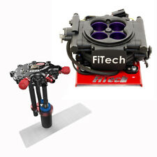 FiTech Meanstreet EFI Fuel Injection System Kit w/Hy-Fuel Tank