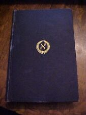 HB BOOK, MEMOIRS OF NAPOLEON BONAPART by LOUIS BOURRIENNE, VOLUME II; SCRIBNERS