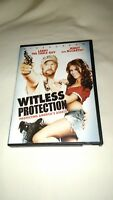 Witless Protection (DVD, 2008, Canadian WS)  Larry the Cable Guy, Jenny McCarthy