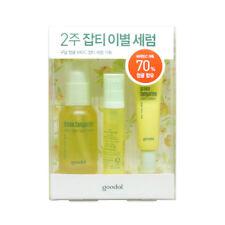 [GOODAL] Green Tangerine Vita C Dark Spot Serum Set - 1pack (3items)