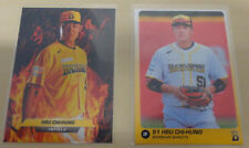 2018/19 Hsu Chi-Hung (Xu Jihong) cards - Brisbane Bandits(Aussie baseball)-CPBL