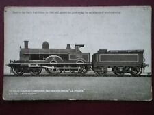 French Pre - 1914 Collectable Rail Transportation Postcards