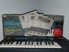 Amazing Vintage Yamaha VSS-30 VSS30 PortaSound Voice Sampler Keyboard 32 Keys