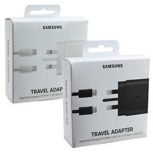 Samsung EP-TA845 45W Galaxy Note10/20/S21/S20+ Ultra 2.0 Fast Charger Data Cable