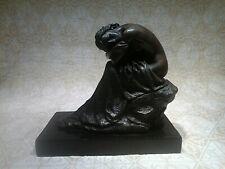 J B Deposee , Bronze Garanti Paris , Mermaid , signed Milo .