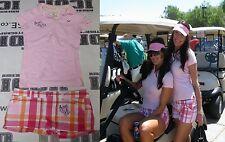 Nikki The Bella Twins Signed WWE Wrestlemania Worn Golf Shirt & Shorts PSA/DNA
