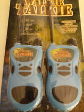 TN 37072 Walkie Talkies For Kids 2 Way Push/Speak Long Range Outdoor Adventure
