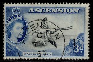 ASCENSION QEII SG62, 3d black & blue, VERY FINE USED. CDS