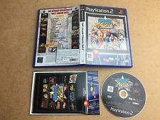 SNK ARCADE CLASSICS VOLUME 1-Sony Playstation 2 (PS2) Testé/Travail UK PAL