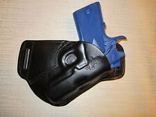 KIMBER ULTRA CARRY ll & COLT DEFENDER, SOB, OWB BELT HOLSTER, RH, SLIM DESIGN