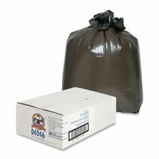 """Genuine Joe Linear Low Density Convenient Pack Can Liners - 45 Gal - 46"""" X 40"""" -"""