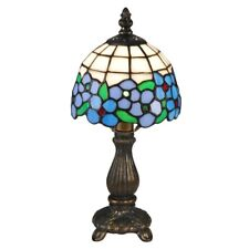 Dale Tiffany Daisy Accent Lamp, Antique Brass - TA15089