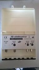 Amplificatore TV da palo 3b ELETTRONICA UHF 36 dB 1 VHF 30dB C-5866-ATVUUA34/36