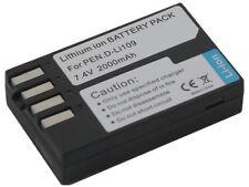 D-li109 Battery for Pentax K-r KR K-S1 KS1 K-30 K30 K-50 K50 K-500 K-S2 K500 New