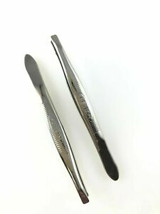 Revlon Tweezer, Minnie Square Tip-New Without The Box-(Pack Of 2)