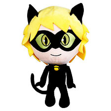 Miraculous Ladybug Adrien Soft Plush Toy Stuffed Figure Doll 10 Inches Gift New