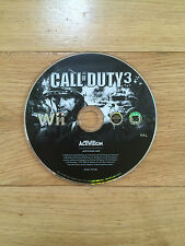 Call of Duty 3 for Nintendo Wii *Disc Only*