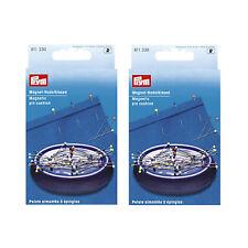 Prym Magnético Pin Cushion-Twin Pack
