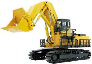 Joal 290 Komatsu PC1100 Front Shovel 1/50 Die-cast New MIB