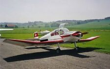 Jodel D-112 Tourer Aircraft Mahogany Kiln Dry Wood Model Small New