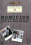 Homicide: Life on the Street - The Complete Season 4 (DVD, 2004, 6-Disc Set)