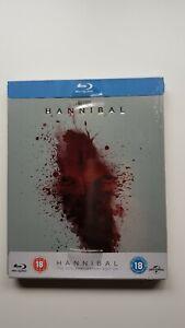 Hannibal limited steelbook bluray SEALED