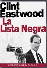 LA LISTA NEGRA. dvd. ( Clint Eastwood )