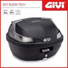 Coffre / Valise Givi Case B37 Blade Tech Universel - Noir / Cat. Fumée '