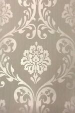 Unbranded Damask Wallpaper Rolls & Sheets