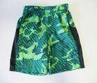 Nike Little Boys GFX Camo Shorts Dark Emerald Sz 4 - NWT