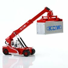 KDW 1 50 Alloy Metal Reach Stacker for Handling Container Diecast Model Truck