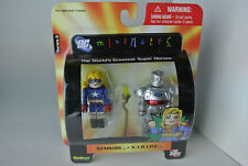 Stargirl and S.T.R.I.P.E. DC Minimates MIP