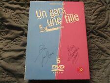 "COFFRET 5 DVD ""UN GARS, UNE FILLE - LA COLLECTION"" Jean DUJARDIN, Alexandra LAMY"