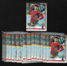 (33) 2019 Topps Series 2 Shohei Ohtani #600 with 150 years parallel Angels