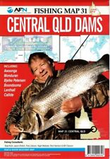 Central Queensland Dams : AFN Fishing Map 31