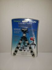 Digipower Digital & Video Camera Flexible Tripod w/ Wrap-Around Legs. TPF-MP2