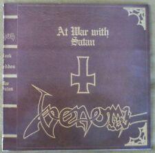 VENOM - AT WAR WITH SATAN  Lp,vinyl spain